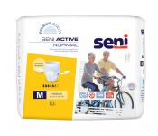 Подгузники для взрослых SENI ACTIVE NORMAL MEDIUM 10