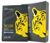 Маска для лица DERMAL Tiger Animal разглаживающая морщины, 25гр