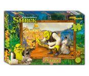 "Мозаика Step Puzzle 120 (эл-та) ""DreamWorks"" 75130"