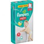Подгузники - трусики Pampers Pants Maxi 4 (9-15 кг) 52шт.