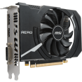 Видеокарта MSI PCI-E GTX 1050 TI AERO ITX 4G OC