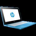 Трансформер HP x360 11-ab196ur [4XY18EA] blue