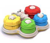 Дидактическая игрушка Бабочка Нордпласт 1100
