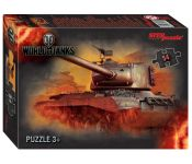 "Мозаика Step Puzzle 54 ""World of Tanks"" (Wargaming) 71171"