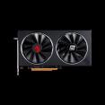 Видеокарта PowerColor Red Dragon Radeon RX 5600 XT 6GB GDDR6 AXRX 5600XT 6GBD6-3DHR/OC
