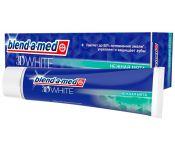 Зубная паста Blend-a-Med 3D White Нежная мята 100мл.