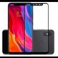 Защитное стекло 4D Monarch Full Glue для Xiaomi Pocophone F1 черное