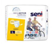 Подгузники для взрослых SENI ACTIVE NORMAL LARGE 10
