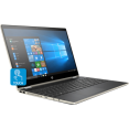 Ноутбук HP Pavilion x360 15-cr0001ur [4GZ65EA] gold