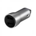 Автомобильный блок питания Xiaomi ZMI Digital Display Car Charger 2 USB