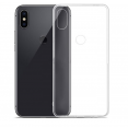 Силиконовый чехол TPU 0,1 прозрачный для Xiaomi Redmi 6
