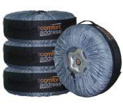 Чехлы для автомобильных колес Comfort Address BAG-016 (4шт)