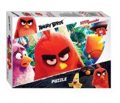 "Мозаика Step Puzzle 80 (эл-тов) ""Angry Birds"" 77143"