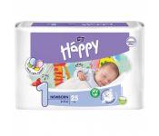 Подгузники детские Bella Baby Happy Start Newborn Air 25 (2-5 кг)
