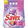 Стиральный порошок Savex Color Brightness 2.4 кг