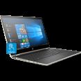 Ноутбук HP Pavilion x360 15-cr0005ur [4HE70EA] gold