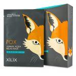 Маска для лица DERMAL Fox Animal успокаивающая, 25гр