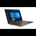 Ноутбук HP 15-da0061ur [4JR04EA]  gold