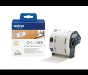 Наклейки адресные Brother DK11209 62x29mm 800pcs in rol