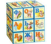 Кубики Dream Makers Азбука KB1606