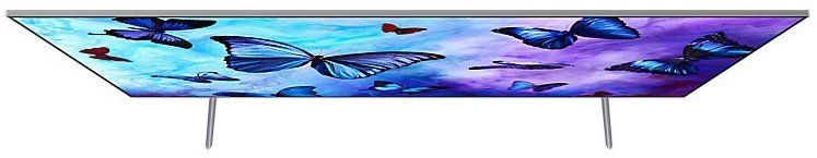 "Телевизор QLED Samsung 49"" QE49Q6FNAUXRU титан"