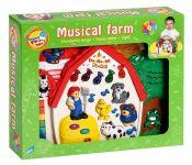 Музыкальная игрушка DREAM MAKERS TC65 теремок