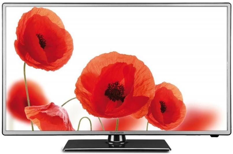 """Телевизор LED Telefunken 50"""" TF-LED50S60T2SU черный"""