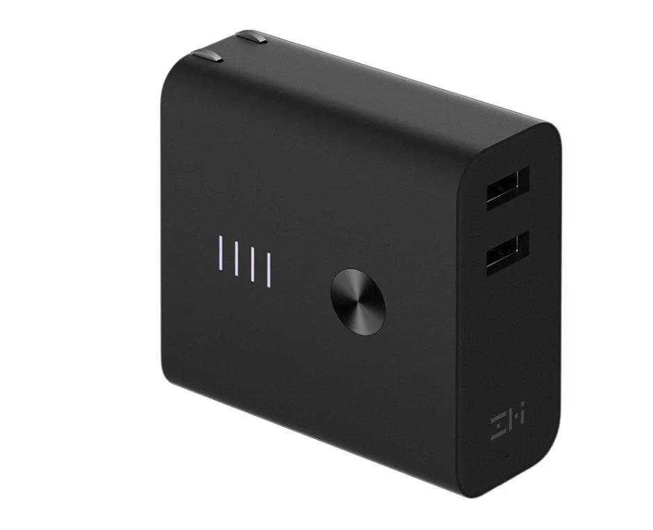 Портативное зарядное устройство Xiaomi ZMi APB01A 6700 mAh