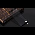 """Защитное стекло 5D """"LEO"""" для  Xiaomi Mi A2 / Mi 6X с полной проклейкой, черное"""
