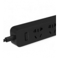 Разветвитель Xiaomi Mi Power Strip 2 Socket на 2 розетки (черный)