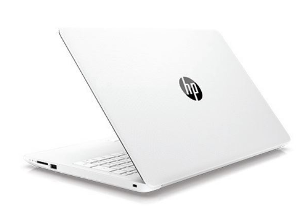 Ноутбук HP 15-db0066ur [4JX14EA] white