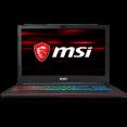 Ноутбук MSI GP63 8RE(Leopard)-468RU [9S7-16P522-468] black