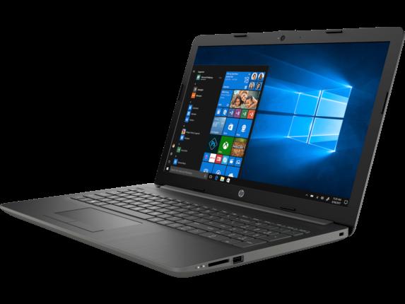Ноутбук HP 15-da0138ur [4KF50EA] grey