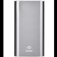 Мобильный аккумулятор Digma DG-ME-20000 темно-серый