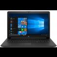 Ноутбук HP 17-ca0013ur [4JY03EA] black