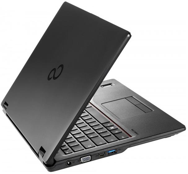 Ноутбук Fujitsu LifeBook E448  black [LKN:E4480M0002RU]