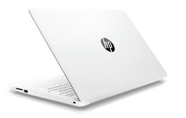 Ноутбук HP 15-da0176ur [4MM43EA] white
