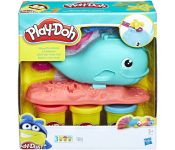 Набор для творчества HASBRO PLAY-DOH E0100 забавный китенок