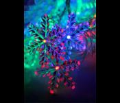 Гирлянда GIR30LEDSNOW-RGB