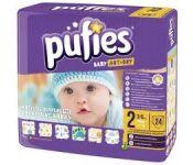 Подгузники детские Pufies Baby Art&Dry Mini 24 (3-6 кг)