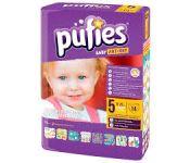 Подгузники детские Pufies Sensitive Junior 14 (11-20 кг)