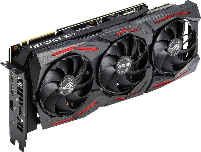 Видеокарта ASUS ROG Strix GeForce RTX 2070 Super OC edition 8GB GDDR6