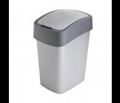 Контейнер для мусора Flip Bin 10L графитовый