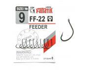 Крючки Fanatik Feeder №9 8шт FF-22
