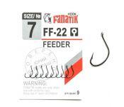 Крючки Fanatik Feeder №7 9шт FF-22