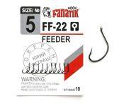 Крючки Fanatik Feeder №5 10шт FF-22