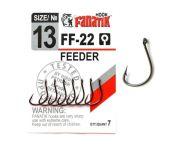 Крючки Fanatik Feeder №13 7шт FF-22