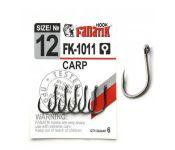 Крючки Fanatik Carp №12 6шт FK-1011-12