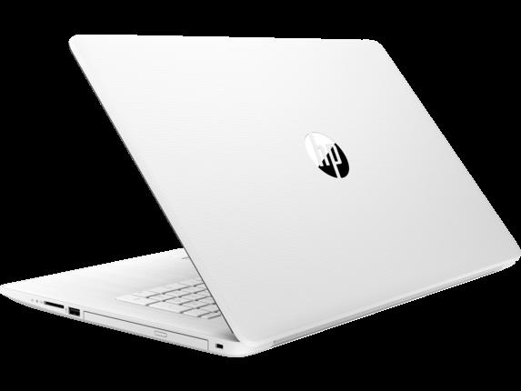 Ноутбук HP 17-by0026ur [4JZ29EA] white
