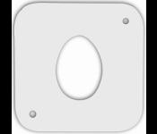 Решетка в Овоскоп гусиная на 1 яйцо(пласт.малая)